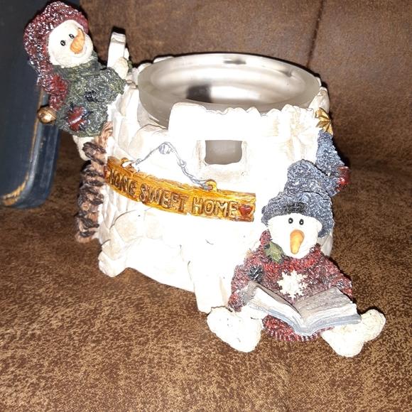 Boyd's Bear Candleholder Set